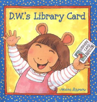 Post image for FAQ: When should a child get his or her own library card?