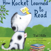 Thumbnail image for Rocket Learns to Read, a Lion in the Library, and Book, Book, Books!