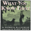 Thumbnail image for What You Know First