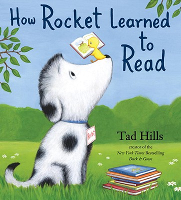 Post image for Rocket Learns to Read, a Lion in the Library, and Book, Book, Books!