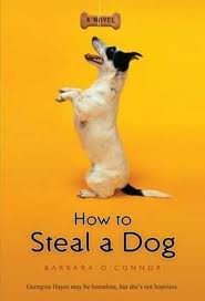 Post image for HOW TO STEAL A DOG Literature Circle Questions