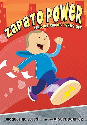 Post image for ZAPATO POWER by Jacqueline Jules
