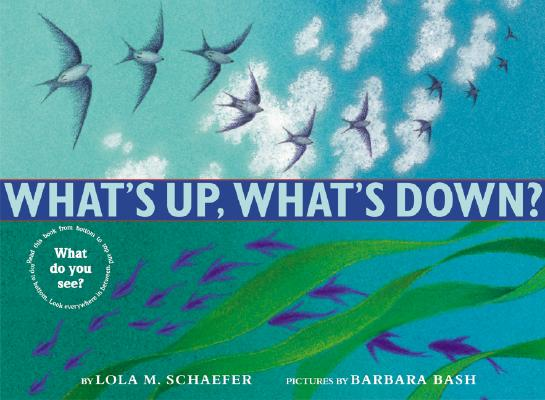 Post image for What's UP ? More books by Lola M. Schaefer