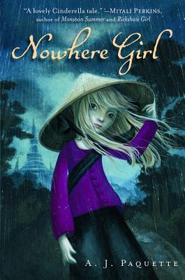 Post image for Nowhere Girl by A. J. Paquette