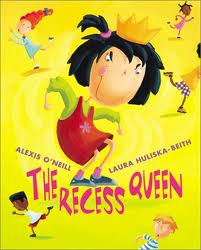 Post image for The Recess Queen by Alexis O'Neill