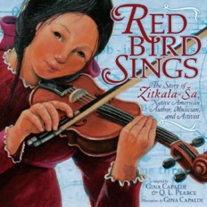 Red Bird Sings by Gina Capaldi and Q.L. Pearce