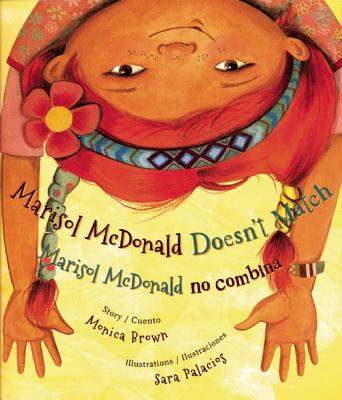 Post image for Marisol McDonald Doesn't Match: Pura Belpré Honor