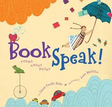 Post image for Book Speak: Poems About Books by Laura Purdie Salas