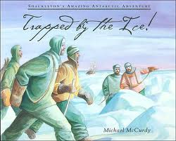 Post image for Trapped by the Ice! by Michael McCurdy