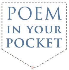 Post image for Poem-In-Your-Pocket