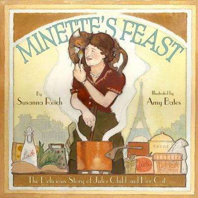 Post image for Minette's Feast by Susanna Reich