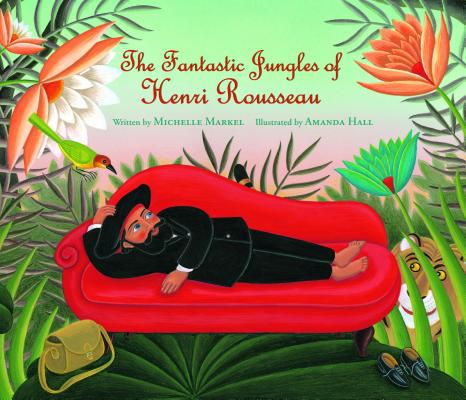 Post image for The Fantastic Jungles of Henri Rousseau
