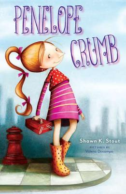 Post image for Penelope Crumb by Shawn K. Stout