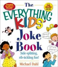 everything-kids-joke-book-side-splitting-rib-tickling-michael-dahl-paperback-cover-art