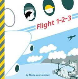 Flight 123 by Maria van Lieshout