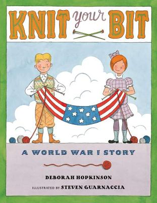 Post image for KNIT YOUR BIT: A WORLD WAR I STORY