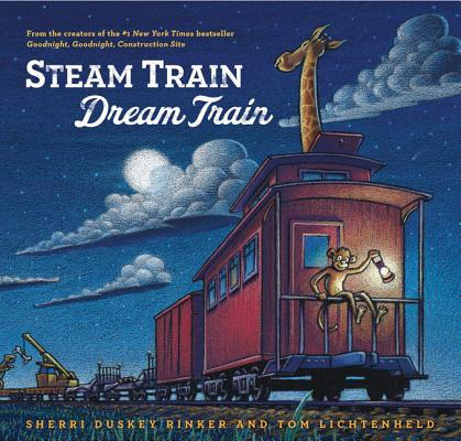Post image for Steam Train, Dream Train