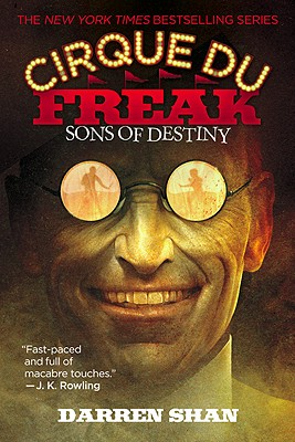 Post image for The Cirque du Freak Series: A Spooky Summer Read for the Older Crowd