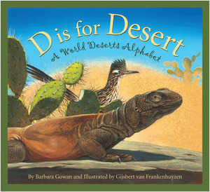 Post image for D  IS  FOR  DESERT
