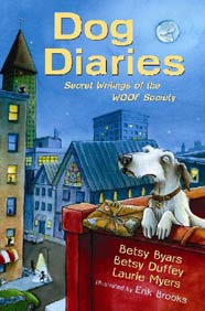 Dog Diaries-Secret Writings of the WOOF Society