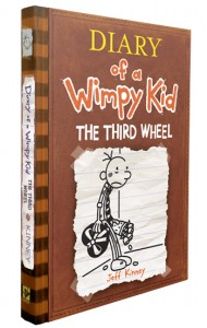 Third Wheel by Jeff Kinney