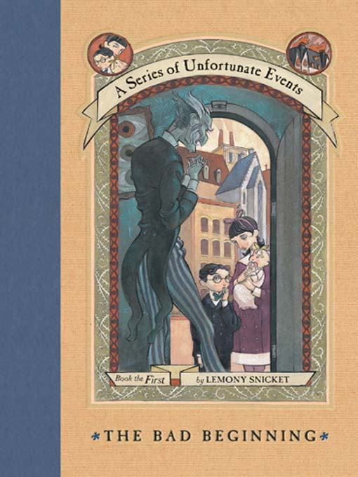 a series of unfortunate events lemony snicket children young adults fantasy novel books
