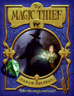 Post image for THE MAGIC THIEF