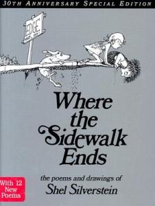 Where the Sidewalk Ends by Shel Silverstein