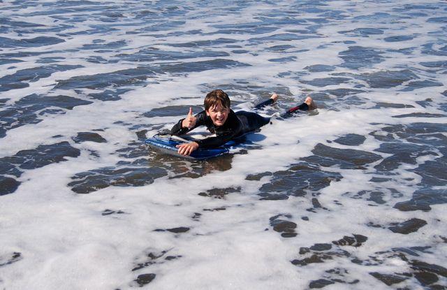 Post image for Splash! Signing Off For Summer
