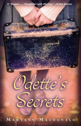 Post image for Odette's Secrets: Interview With Author Maryann MacDonald, Part 2