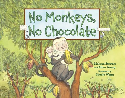 Post image for Melissa Stewart Talks Nonfiction and…Chocolate!