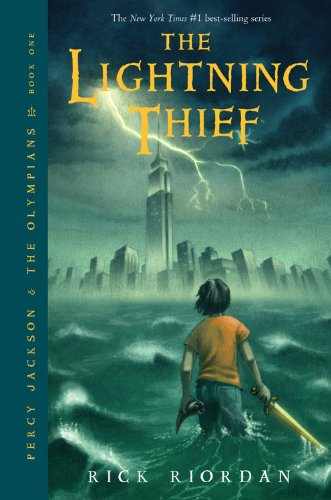 Post image for Guest Librarian FAQ: Is HARRY POTTER & THE GOBLET OF FIRE or THE LIGHTENING THIEF Okay for My Child to Read?