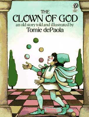 Post image for Librarian's Corner Favorite: Clown of God by Tomie dePaola