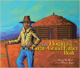 Post image for Book-Give-Away Continues – The Hogan That Great Grandfather Built
