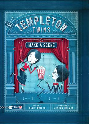 Post image for The Templeton Twins Make A Scene