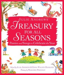 Julie Andrews Treasure for All Seasons
