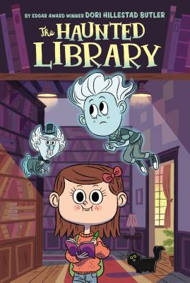 Post image for THE HAUNTED LIBRARY