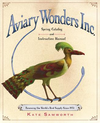 Post image for Aviary Wonders Inc.