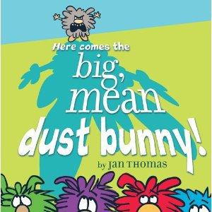 Big Mean Dust Bunny