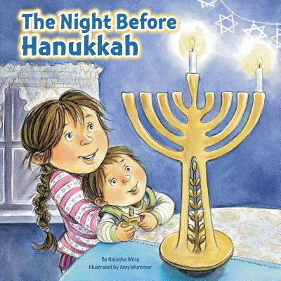 Post image for THE NIGHT BEFORE HANUKKAH  and  THE DREIDEL THAT WOULDN'T SPIN