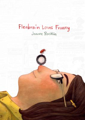 Post image for Fleabrain Loves Frannie by Joanne Rocklin