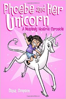 Phoebe and unicorn