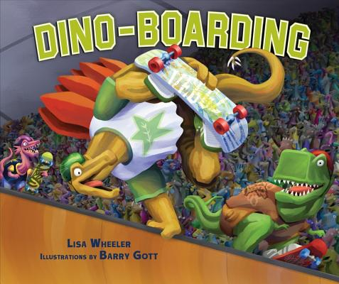Post image for The Dino Sports Series by Lisa Wheeler