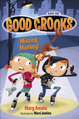 Post image for Librarian's Corner: Guest Frances Lee Hall Chats With Good Crooks Series Author Mary Amato