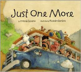 Just One More by Wendi J Silvano