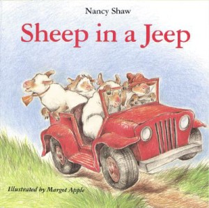 Sheep in a Jeep by Nancy Shaw