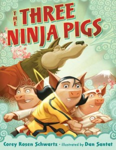 3 ninja pigs