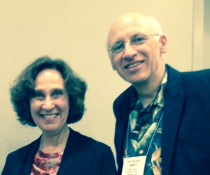 Susanna Reich and Gary G