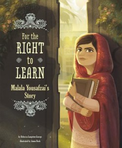 For the Right to Learn by Rebecca Langsto-George