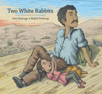 Post image for TWO  WHITE  RABBITS